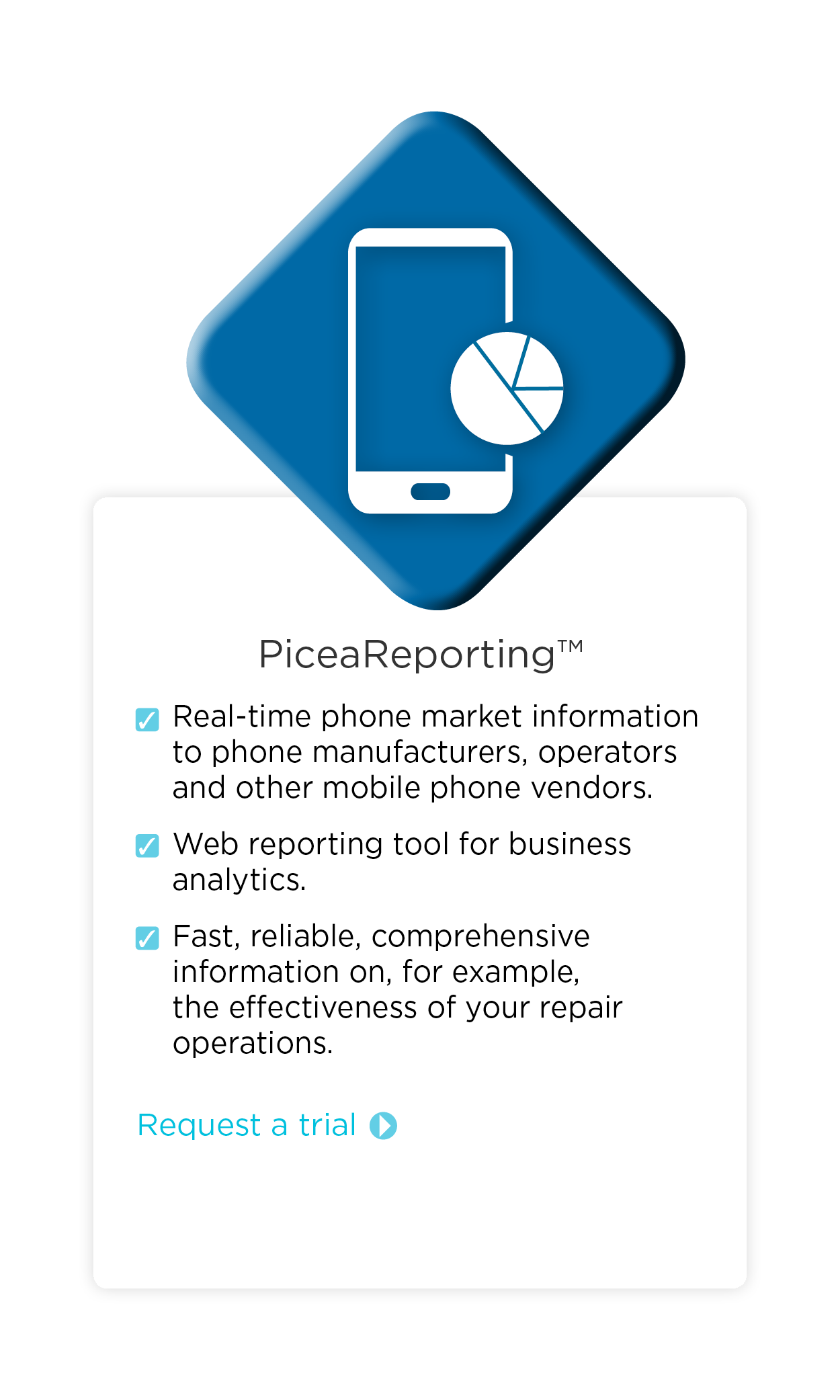 PiceaReporting